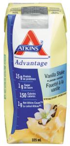 Atkins shake vanilla