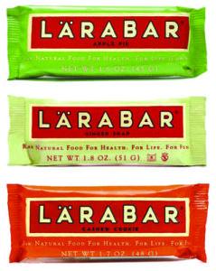 Larabar trio