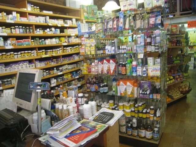 Health food store 34655