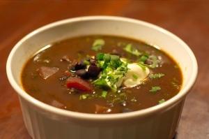 Black bean soup_Rich Renomeron