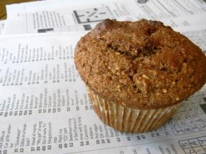 Bran muffin_Sarah R