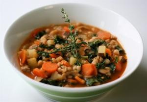 Tuscan bean stew_Lauren