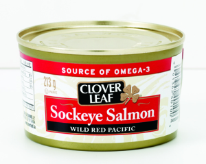 Sockeye Salmon-213g-eng