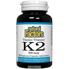 Vitamin K2_Natural Factors