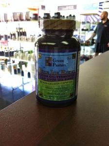 Fermented cod liver oil_Energi PLP