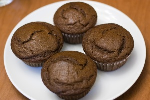 Gingerbread muffin_wynk