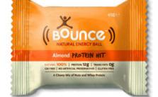 Bounce balls - almond protein