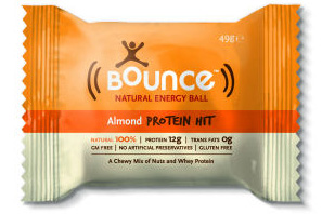 Bounce balls - almond protein