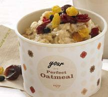 Starbucks Oatmeal