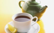 Cup of Tea and Teapot bxp159839h