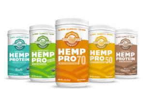 Hemp protein poweder_Manitoba Harvest