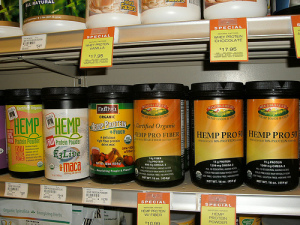 Hemp protein_Hempsters