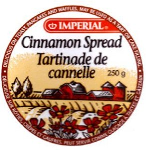 Imperial Cinnamon Spread