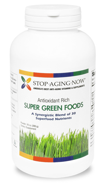 Super Greens Powder - LITN
