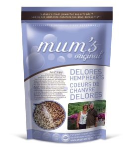 Mums Delores Hemp Hearts