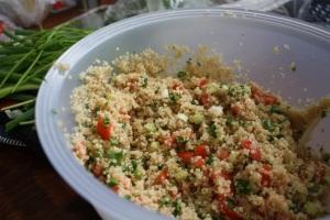Quinoa tabouli_Sara Stanley