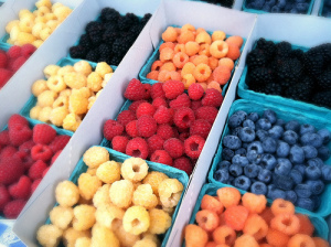 Mixed berries_Wolfgang Puck