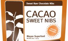 Navitas Natural Cacao Sweet Nibs
