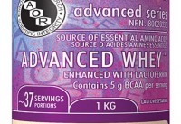 AOR Advanced Whey