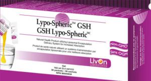 Lypo-Spheric GSH carton