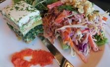 Vegan meal_Joel Abroad