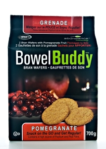 New Bowel Buddy Pomegranate