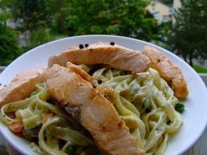 Salmon dinner_hgnize