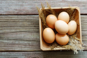 Eggs 300x200 - Getting enough protein. Is it all about timing?