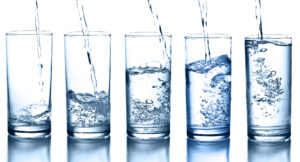 Water glasses 300x162 - Waterlogged. 8 Glasses Of Water Per Day Debunked. Part 2