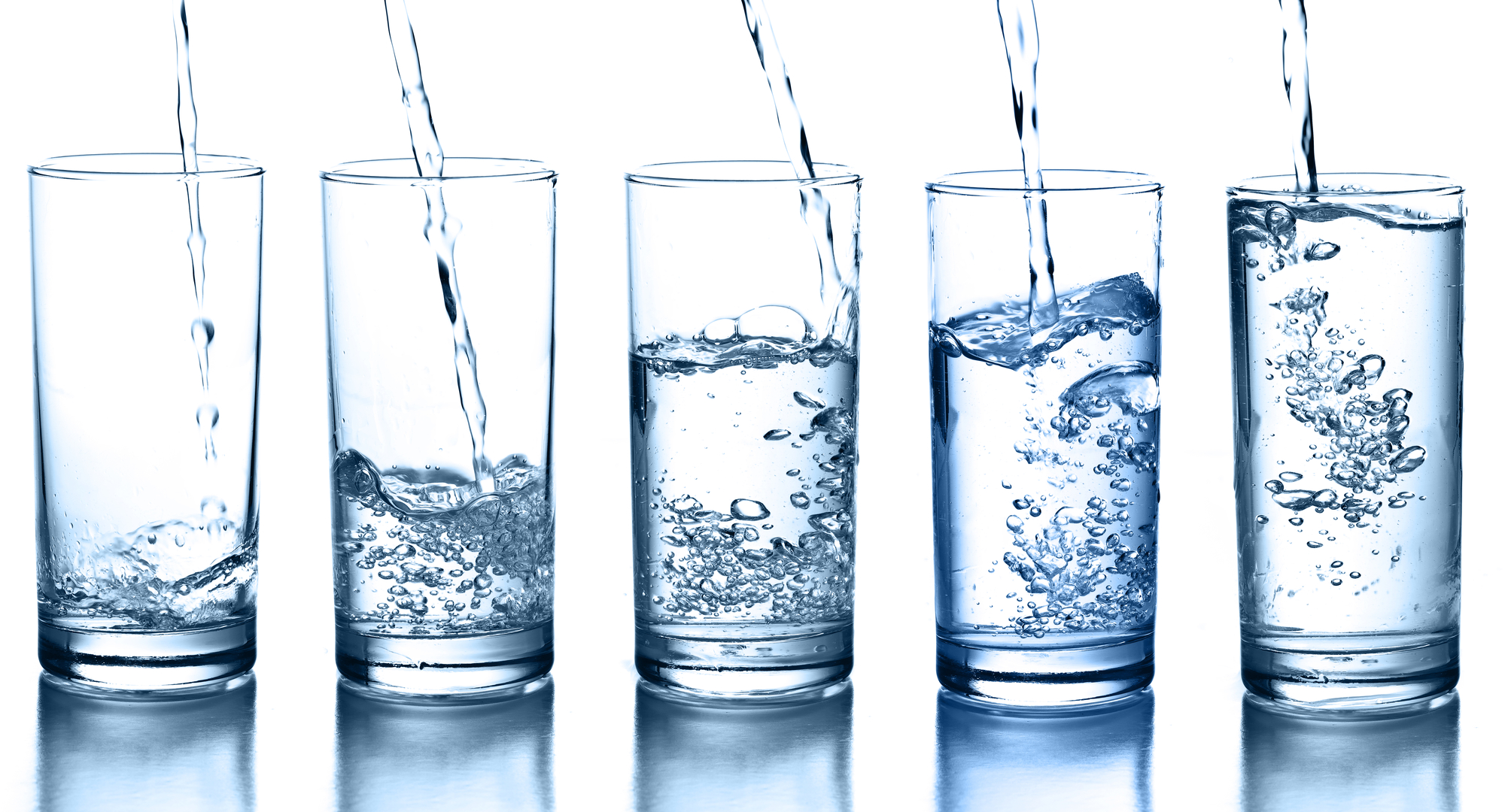 Water glasses - Waterlogged. 8 Glasses Of Water Per Day Debunked.