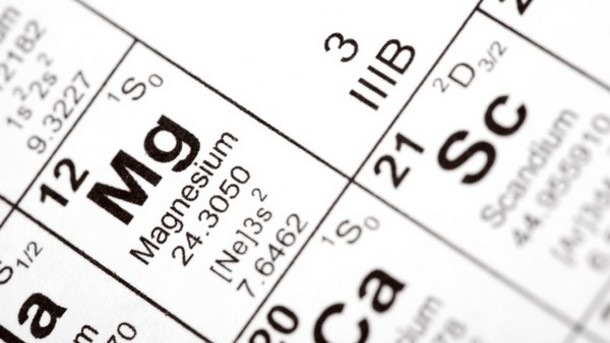 Magnesium periodic table - Magnificent Magnesium Doesn't Get Any Respect