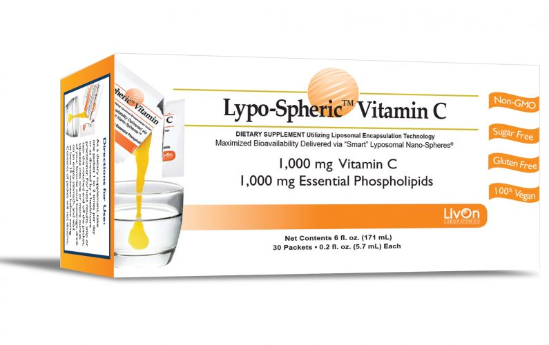 Liposomal vitamin C by Livon Labs - Doug Cook RD