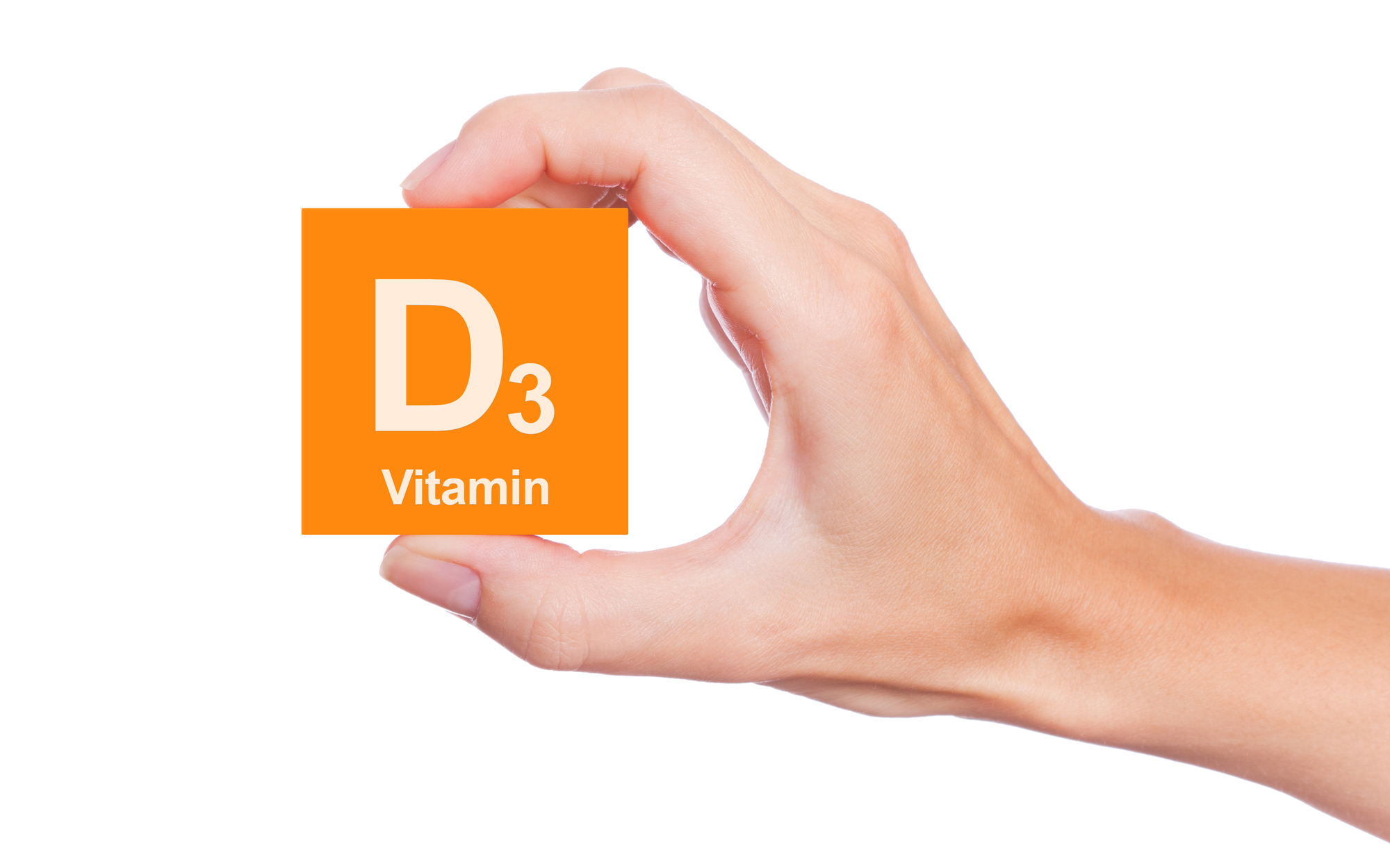 Vitamin D3 block - Vitamin D Deficiency. Is This You?