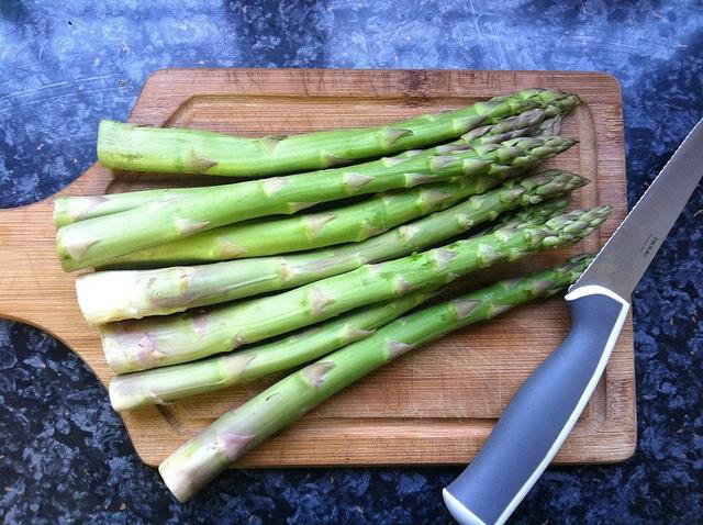 Asparagus_vegetarian recipe club