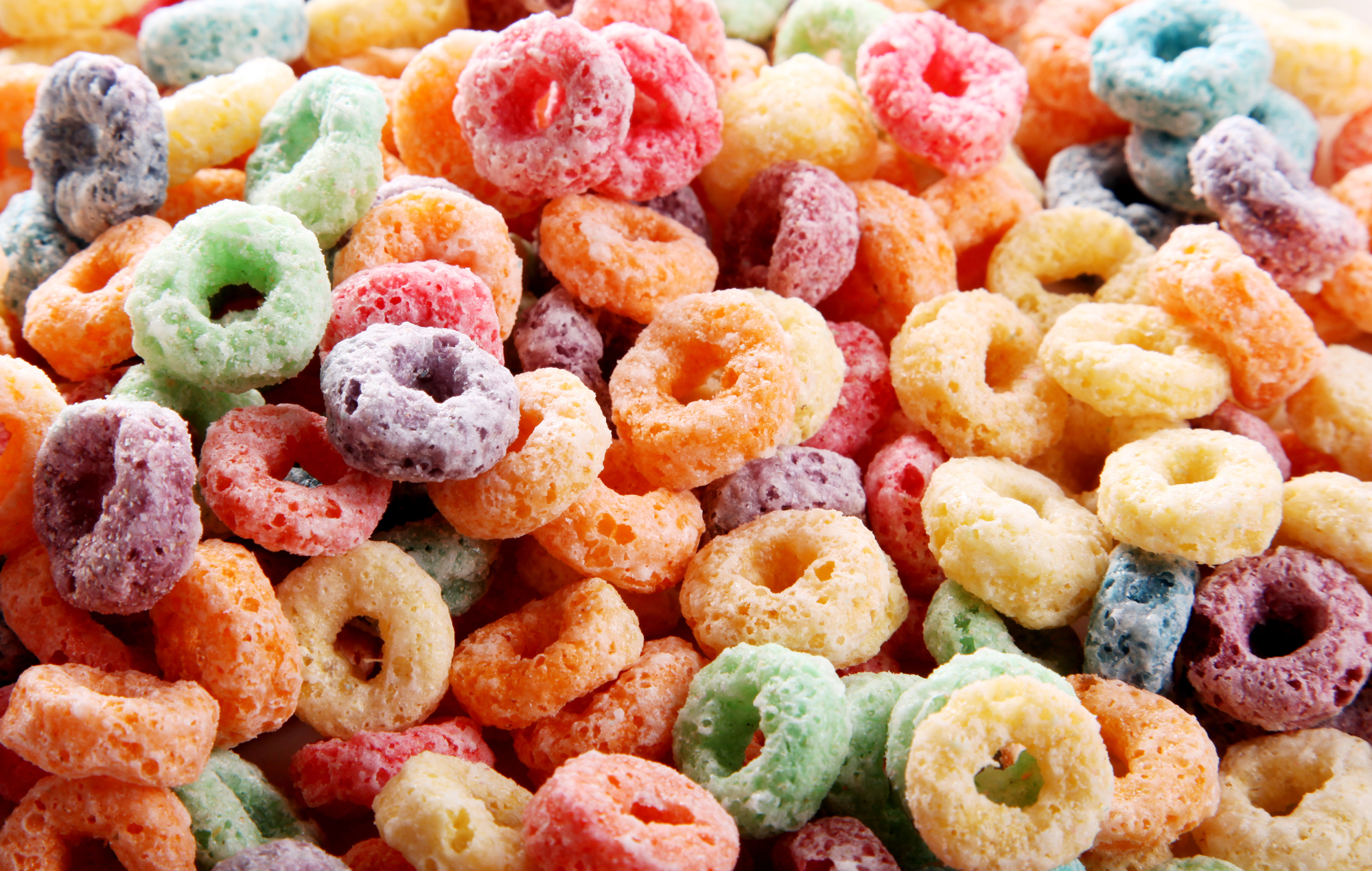 Fruit loops - 12 Steps To A Breakfast Of Champions. Part 2