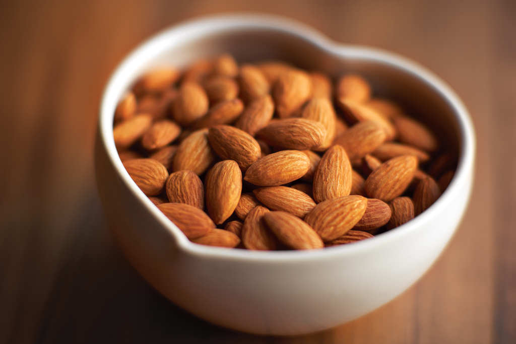 Almonds - Is Your Adrenal Fatigue Dragging You Down?