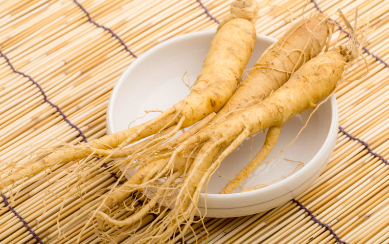 Ginseng_Korean