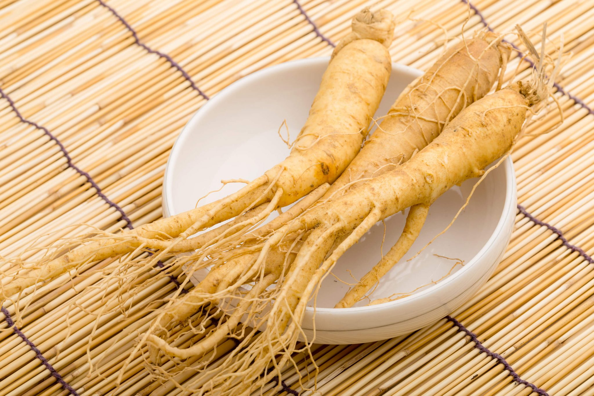 Ginseng Korean - What are Adaptogens? Do They Help to Reduce Stress?