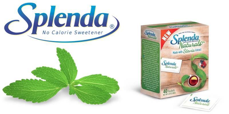 Splenda Brand Stevia sweetener with erythritol - by Doug Cook RD
