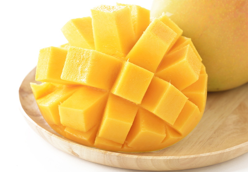 Mango 1 - 5 Tropical Fruits You Should Add To Your Diet Today