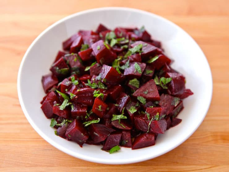 Beet salad 2 - 6 Incredible Ways Beets Boost Your Health