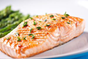 Salmon fillet grilled 300x200 - DPA Omega 3. The Forgotten Omega 3