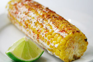 Grilled Mexican Corn 300x201 - Mexican Grilled Corn