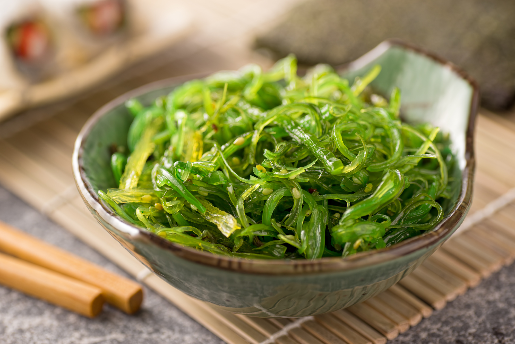 Seaweed - 9 Healthy Foods Rich In Iodine