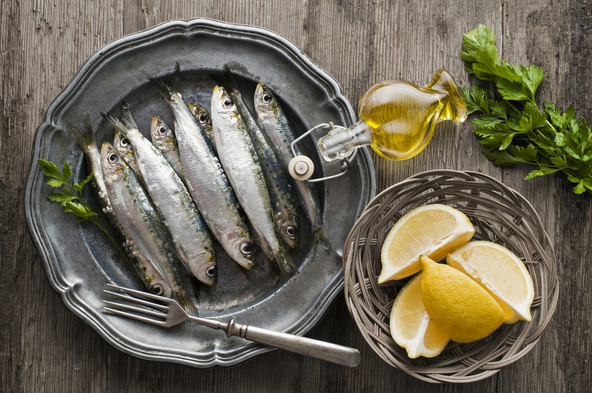 Sardines - Can Nutrition Help With Concussion Treatment?