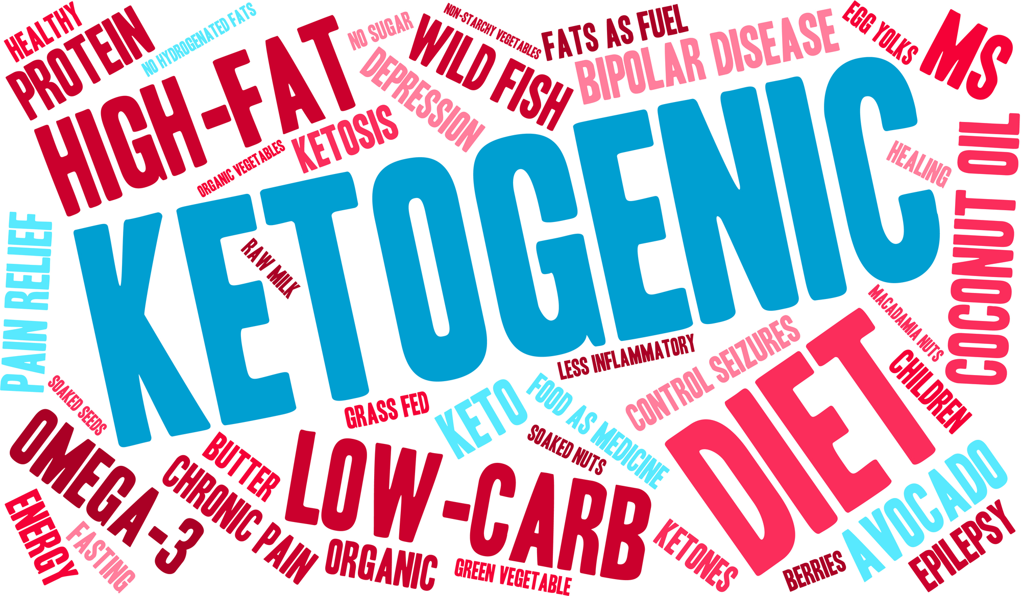 Keto diet word cloud - Pruvit Keto OS. Should You Try These Products?