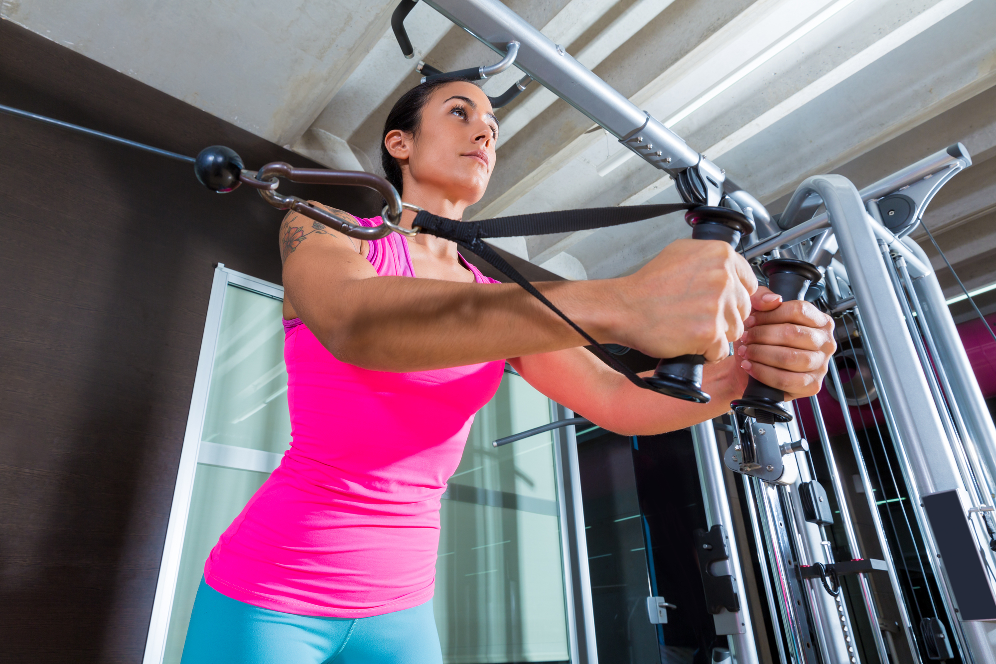 Weight lifting cable fly - Getting enough protein. Is it all about timing?