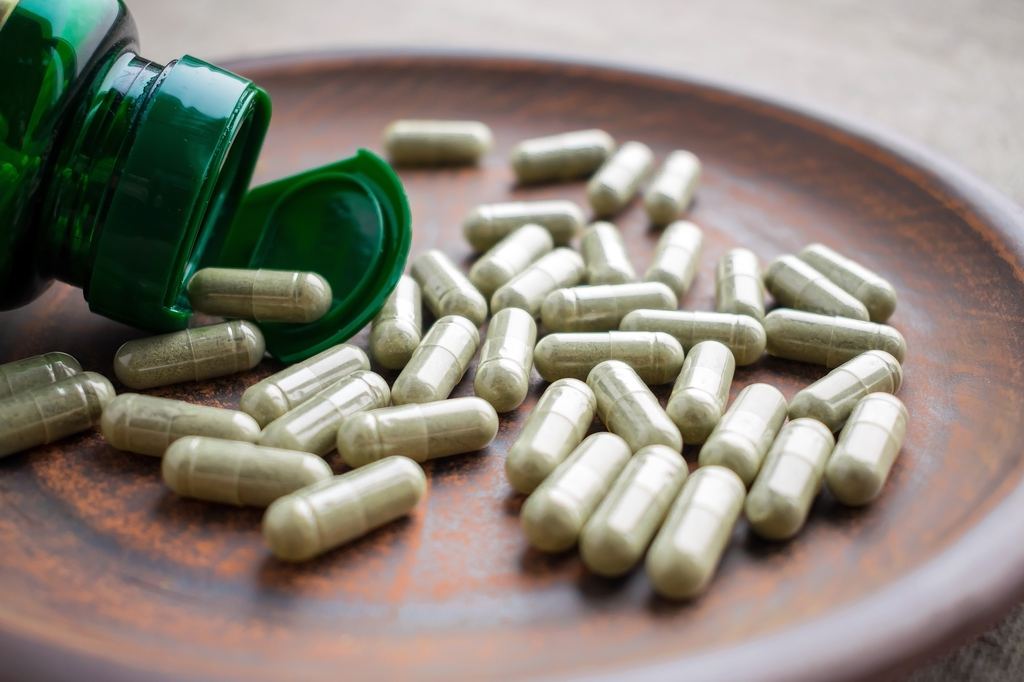 Green tea supplement - Do Antioxidants Impact Athletic Training?