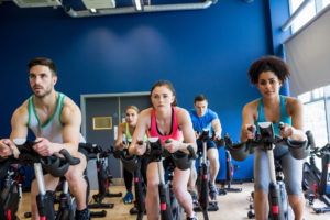 Spinning class 300x200 - 11 Ways For You (And Your Gut) To Survive The Holidays