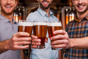 Beer pints 300x200 - Omega 3 Fats And Addiction